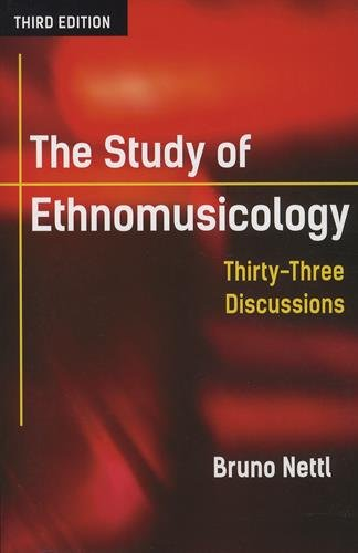 Study of Ethnomusicology: Thirty-one Issues and Concepts