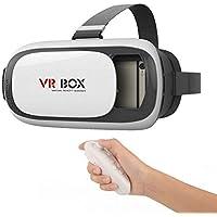 28a0bba20 في ار بوكس نظارة ثلاثية الابعاد افتراضية متوافقة مع الهواتف الذكية