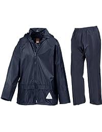 Wetplay PlayPac Kids Childs Boys Girls Waterproof Jacket & Trousers Suit 3-12 Years