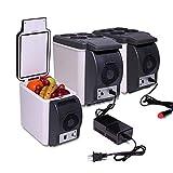 0 ? Outdoor Mini-Kühlschrank Elektro-Kühler und Wärmer (6 Liter): 110V AC/12V DC Tragbare Thermoelektrische System Für Auto/Home