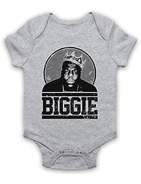 The Guns Of Brixton Notorious Big Biggie Tribute Babystrampler