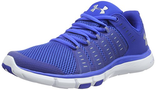 Under Armour Micro G Limitless Training 2, Scarpe Sportive Indoor Uomo, Blu (Ultra Blue), 42.5 EU