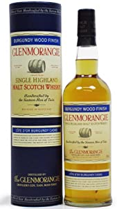Whisky Glenmorangie Burgundy Wood Finish