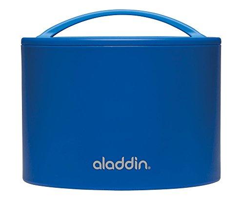 Aladdin 10-01134-052 Speisebehälter Bento Lunch Box, 0.6 Liter, blau