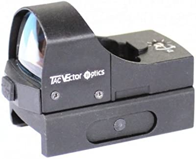 Vector Optics Sphinx 1x22 Green Dot Sight with Picatinny Rail Mount by Vector Optics