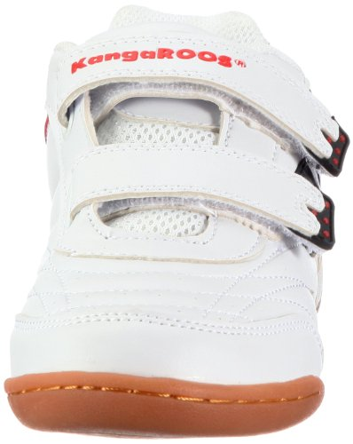 KangaROOS Nelson 11046/580, Chaussures de sport mixte enfant Blanc-TR-A-4-27
