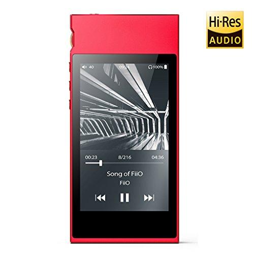 ertert High-Res Musik Player mit Radio, Bluetooth und Touchscreen ()