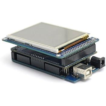 SainSmart 3.2 TFT LCD Display FT LCD Adjustable Shield for Arduino UNO Mega2560 R3 With Mega2560