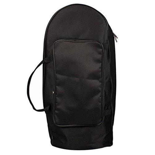Baoblaze Oxford Tasche Gigbag für Tenorhorn Tuba -Schwarz