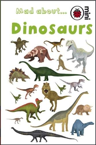 Mad About Dinosaurs Cover Image