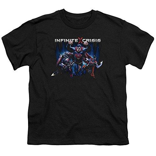 Endlose Krise - Youth Ic Super-T-Shirt Black