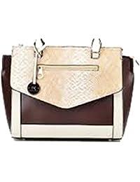 Generic Women's Leather Material Normal Designer Hand Bag Multi Color