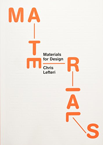 Materials for design : Edition en anglais