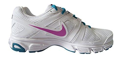 Nike Wmns Downshifter 5 Msl, Scarpe da Corsa Donna Bianco (Blanco (White / Club Pink-Trpcl Tl-White))