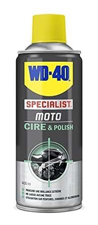 WD-40 specialist Moto 33809 Cire & polish 400 ml