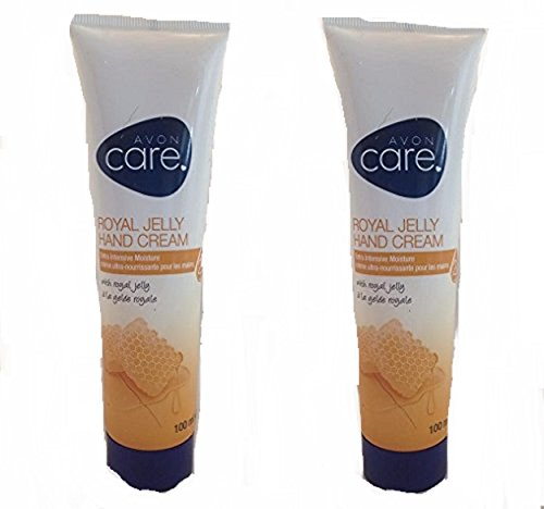 Avon Care Hand Cream - Royal Jelly Twin Pack (x 2 the same)