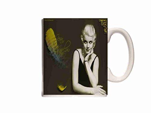 Mug Sylvie Harlow Jean 01 Ceramic Cup Box Gift (Harlow Cup)