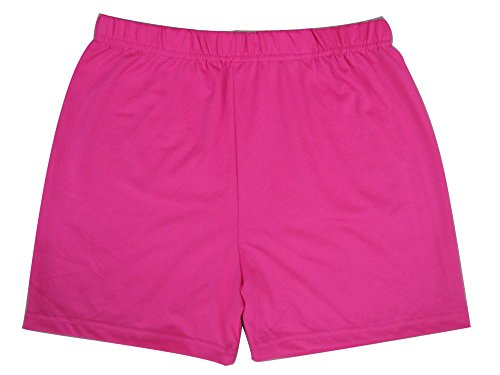 whitewed - Short de sport - Femme Rose - Rose Pink