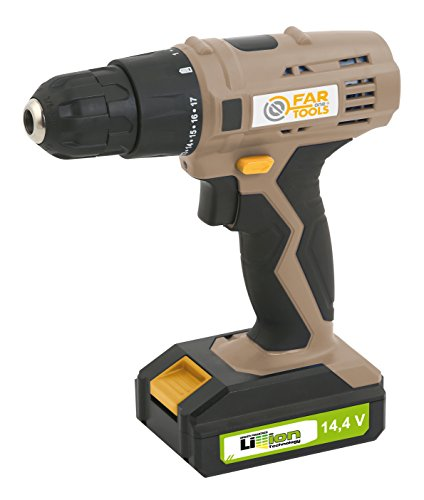 Fartools One TC 15 Perceuse sans fil 14,4 V Li-ion