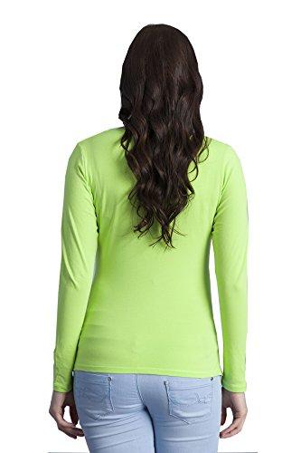 Verkauft von MamiMode Mama 2018 - Witzige Süße Umstandsmode T-Shirt mit Motiv Schwangerschaft, Langarm Hellgrün