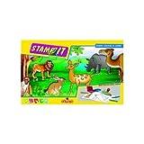 Zephyr Stamp It Animals