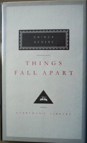 Book cover for Things Fall Apart