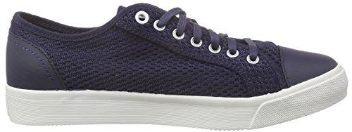G-Star MAGG LO, Sneakers Basses femme Bleu (Dark Navy 881)