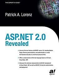 ASP .Net 2.0 Revealed (Expert's Voice)