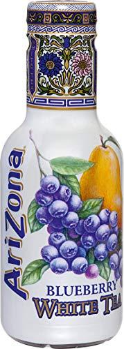 Arizona Blueberry White Tea 12 x 500ml Eistee (Honig Arizona)