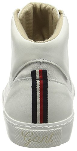GANT FOOTWEAR Alice Damen Hohe Sneakers Weiß (white  G29)