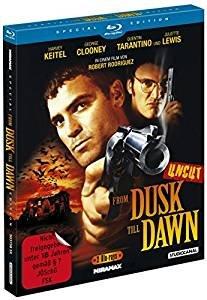 From Dusk Till Dawn 1 - Uncut Limited 2 Disc Edition (Erstauflage im Schuber) + Bonus - Blu-ray