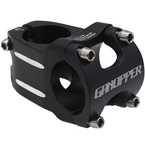 Wake CNC Fahrrad MTB kurz Vorbau schwarz Legierung Aluminium 31,8mm Durchmesser Mountain Bike Downhill DH Lenker Stiele -