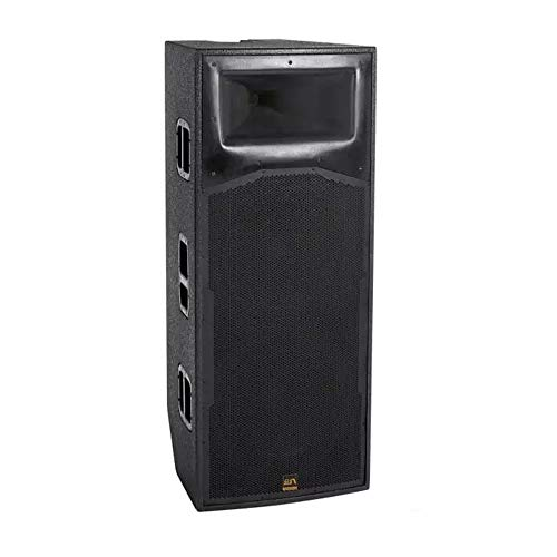 1300W Professional Stage Stand Audio Dual 15