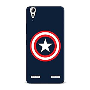 OO LaLa Ji Party Wear Back Cover For Lenovo A6000