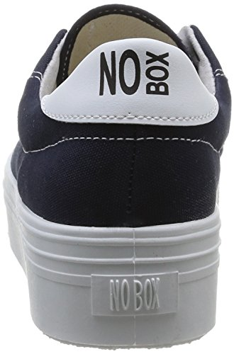 No Box Alma - Baskets - Femme Bleu (Navy)