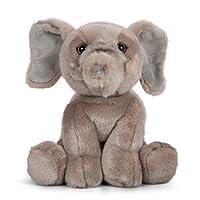 Animigos World of Nature 38cm Plush African Elephant Soft Toy