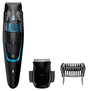 Philips Series 7000 Beard and Stubble Trimmer with Integrated Vacuum System - BT7202/13 (B01BHW3S58) | Amazon price tracker / tracking, Amazon price history charts, Amazon price watches, Amazon price drop alerts