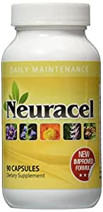 Neuracel - Ultimate Neuropathy Support System (3 Month Supply)