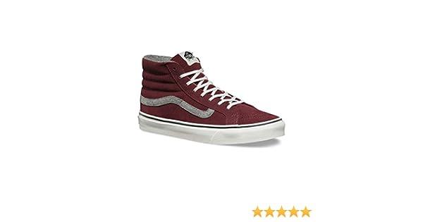 Vans Damen Sk8 Hi Slim V0018ijv3 Hohe Sneaker