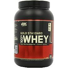 Gold Standard ON Optimum Nutrition 100% Whey Best Protein (Rich Chocolate, 908 g)