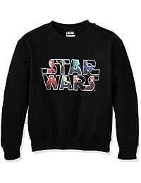 Star Wars Star Wars Vii El Despertar de La Fuerza Heroes And Villains Logo - Sudadera Niños