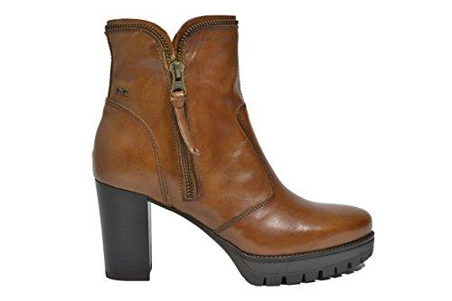 Nero Giardini Tronchetti scarpe donna cuoio 6431 A616431D 37