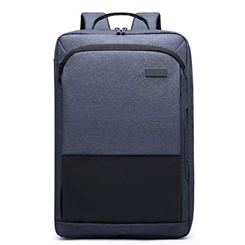 Cabrio-nylon-aktentasche (SimpleLife Travel Laptop Rucksack, Business Aktentasche Rucksack Tasche passt 15 Zoll Cabrio Anti Theft College School Bookbag Umhängetasche für Männer)