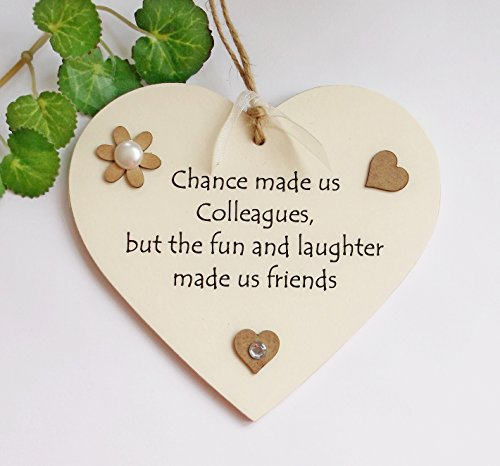 chance-made-us-colleagues-but-the-fun-and-laughter-made-us-friends-wooden-heart-plaque