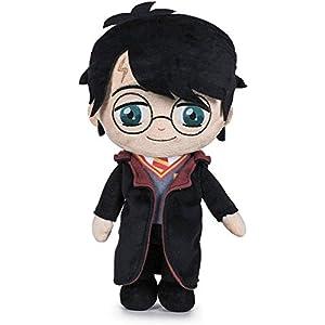 "Famosa Softies Harry Potter - Peluche 7'87""/20cm Harry Potter Ministerio de Magia Calidad Super Soft 4"