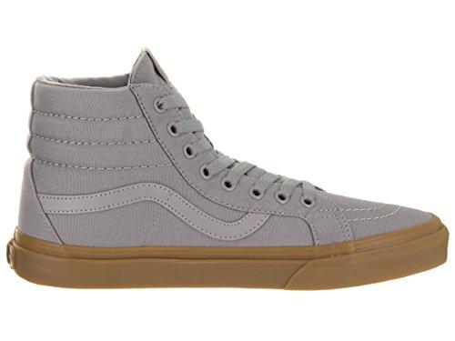 Vans Herren Sk8-Hi Hightop Sneaker (Canvas Gum) Frstygy/Lgtgum