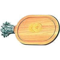 1845480 Tablero de madera, Piña, 48x24 cm