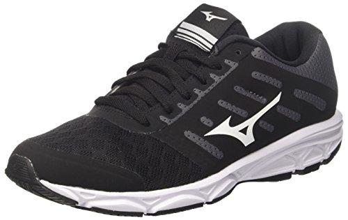 3cdfa71591 Mizuno Ezrun, Zapatillas de Running para Mujer, Negro (Black /White/Quietshade