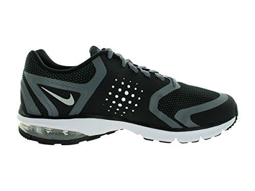 Air Max Premiere Run Chaussures de sport de formation Black-Mtllc Silver-Drk Gry-Wht