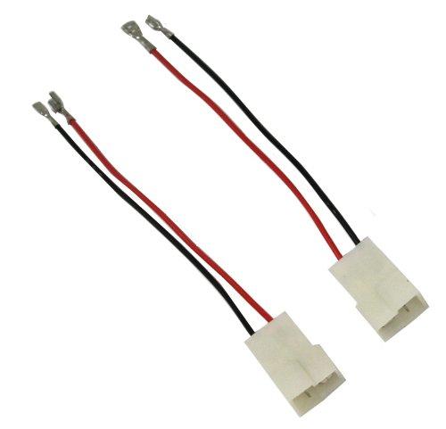 2x-connecteurs-fiches-enceintes-haut-parleurs-pour-nissan-suzuki-ford-mondeo-c1864